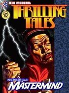 THRILLING TALES: Advanced Class-MASTERMIND