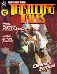 THRILLING TALES: Omnibus Edition