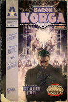 Thrilling Tales 2e: Pulp Villains - Baron Korga