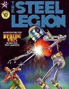 THRILLING TALES: The Steel Legion