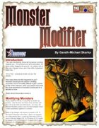 Monster Modifier