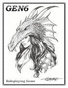 GEN6 Roleplaying Game v1.0