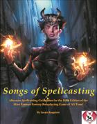 Songs of Spellcasting for 5E