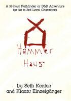 Hammer Haus