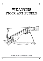 Weapons Stock Art