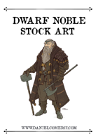 Dwarf Noble Stock Art