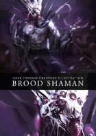 Brood Shaman Stock Art