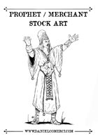 Prophet Merchant Stock Art