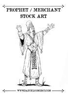 Prophet Merchant Stock Art
