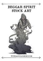 Beggar Spirit Stock Art