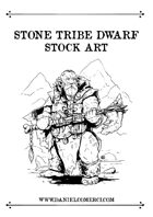 Stone Tribe Dwarf Stock Art