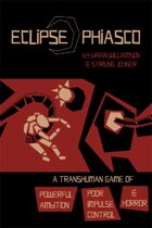Eclipse Phiasco: an Eclipse Phase Fiasco playset