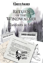 Eldritch Inquirer: Return of the Windwalker Handouts