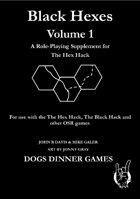 Black Hexes (Volume 1)