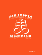 Parasitic Magician Issue #2