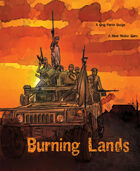 Armageddon War: Burning Lands