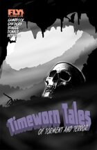 Timeworn Tales of Torment and Terror #1
