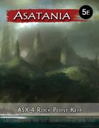 Asatania (ASX-4): Rock Point Keep (5E)