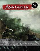 Asatania Crashing Chaos Campaign Guide (5E)