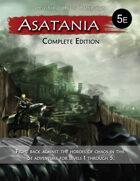 Asatania Crashing Chaos Complete Edition (5E)