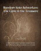 Random Solo Adventure: The Cave & the Treasure