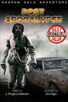 Random Solo Adventure: Post Apocalypse