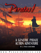 Generic Adventures: Pirates!
