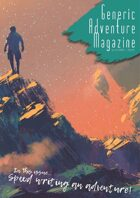 Generic Adventure Magazine #1, May 2018