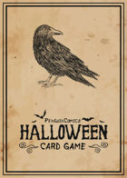 Halloween Card Game 2019