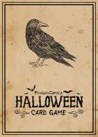 Halloween Card Game 2019