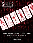 SPARKS: The Adventures of Darcy Dare
