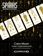 SPARKS: Cairo Moon