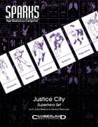 SPARKS: Justice City