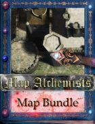 City and Market bundle !! fantasy maps for any RPG [BUNDLE]