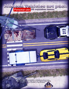 Vehicles Art Pack For RPG maps, 93 Items with Personal use