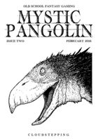 Mystic Pangolin Issue 2