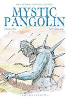 Mystic Pangolin Issue 1