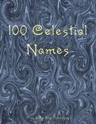 100 Celestial Names