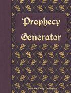 Prophecy Generator