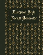 European Style Forest Generator