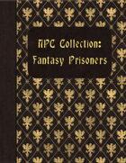 NPC Collection: Fantasy Prisoners