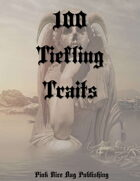100 Tiefling Traits