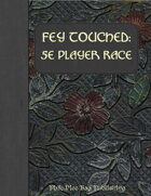 Fey Touched-5e Player Race