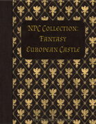 NPC Collection: Fantasy European Castle