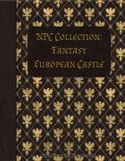 NPC Collection: Fantasy European Castle
