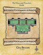 The Wayward Traveler's Guide City Sewer