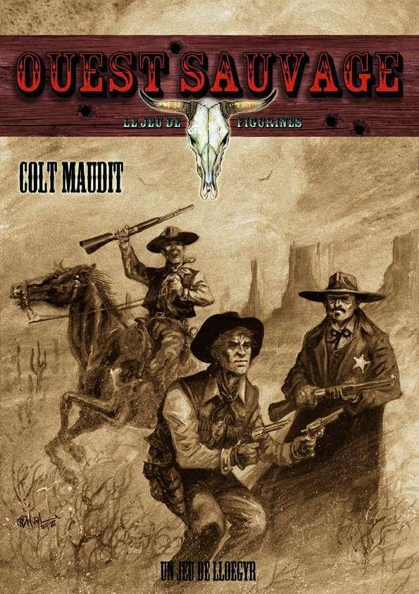 Colt Maudit v2 - Pack démonstration