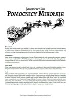 Jagodowy Las - Przygoda - Pomocnicy Mikołaja