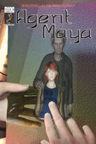 Agent Maya Issue Six