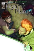 Agent Maya Issue Seven